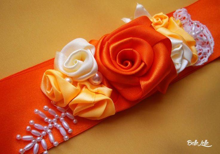 Narancssárga nyári díszöv (S)