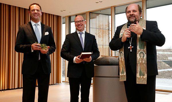 Lanserhof-Tegernsee-Christian-Hollweck-Dr-Christian-Harisch-Weihbischof-Wolfgang-Bischof  #tegernsee #wellness #medical