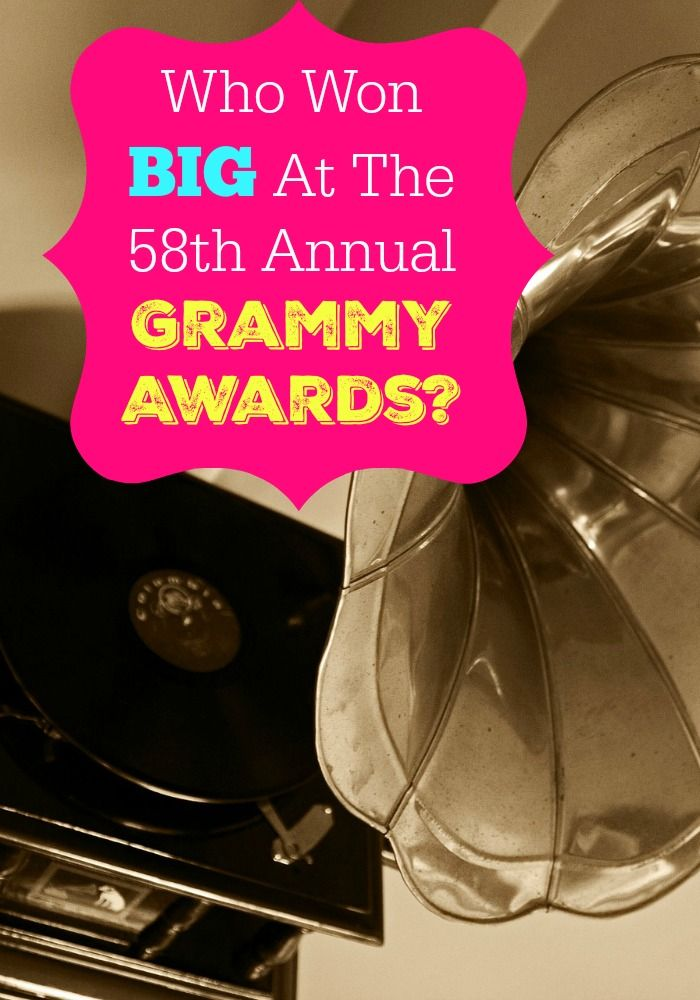 See the winners list in our 58th Annual Grammy Awards recap. Who won big this year? Lady Gaga rocked David Bowie like a boss, but what happened to Adele?