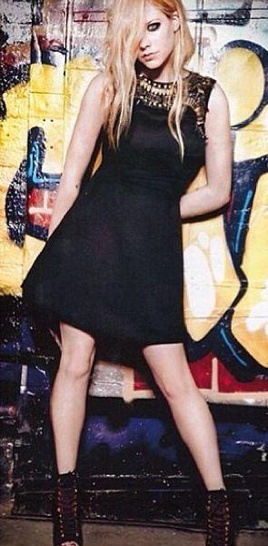 Rock Style by Avril Lavigne