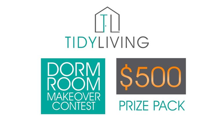 Students! WIN A $500 PRIZE PACK! | TidyLiving.com