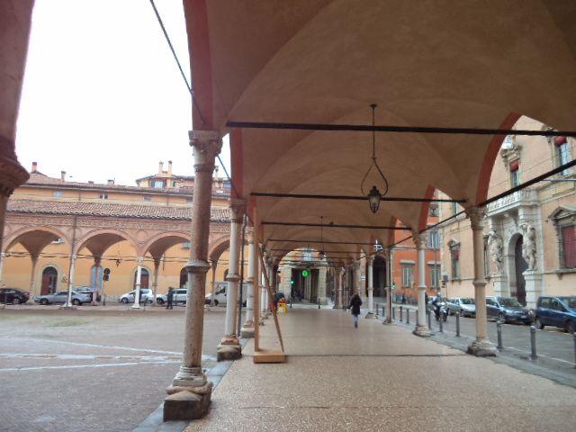 Portico dei Servi, Bologna