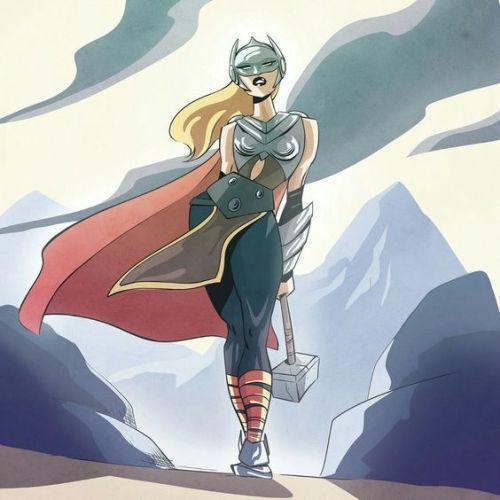 Thor - Elsa Charretier