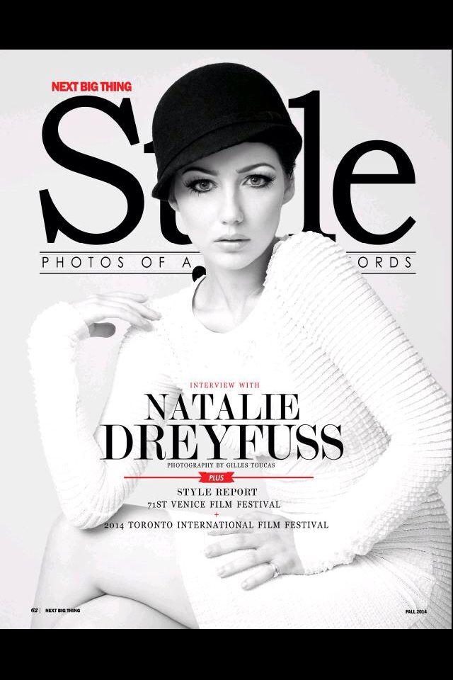 StyleReport with Natalie Dreyfuss