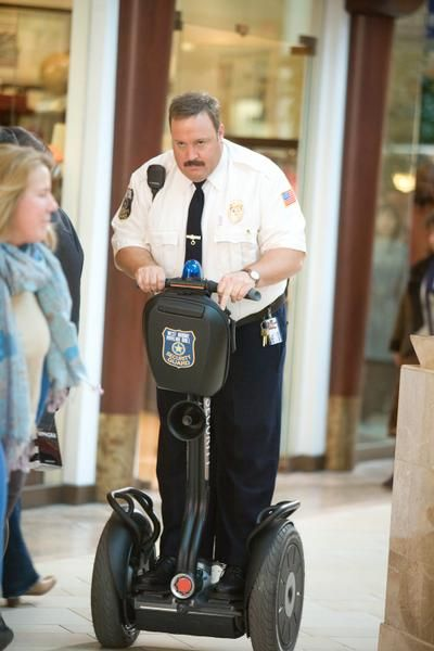 Paul Blart: Mall Cop. Lol