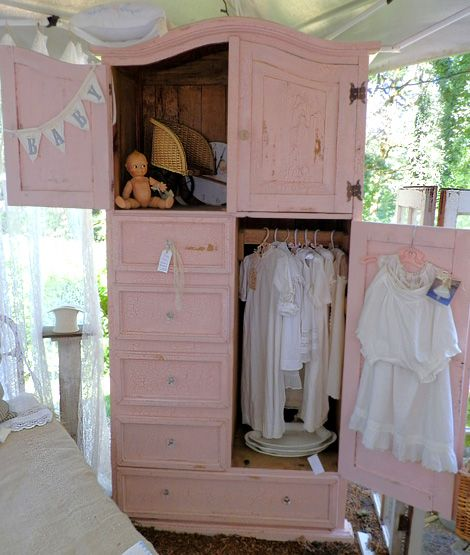 I love this Wardrobe.  I would change the color...but oh if this store was closer...I WOULD BUY IT!