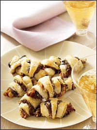 Forget the last-minute shopping, put down the tinsel, and never mind the horde of relatives on the way. It's time to make holiday cookies. Baker and cookbook author Dorie Greenspan shares a wealth of baking tips for making rugelach.
