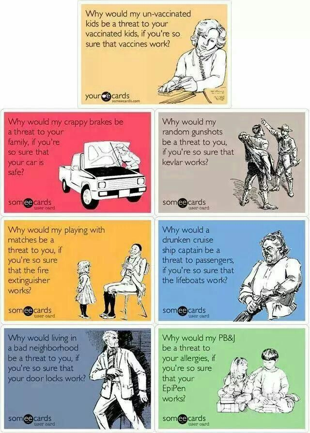 essays against vaccinations