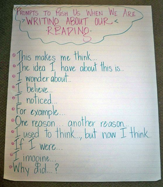 A push essay prompts