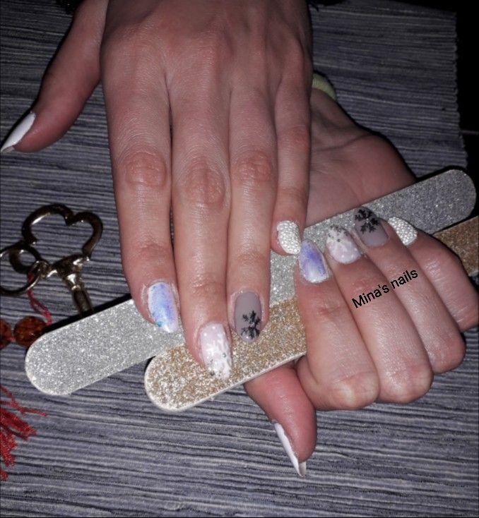 Kiriakis amazing nails