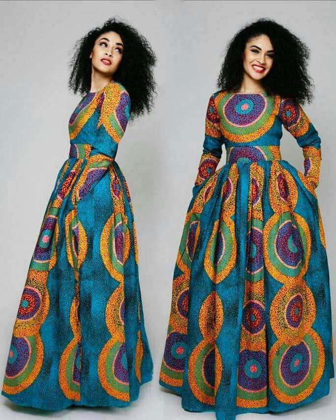 Best 25 African Dress Designs Ideas On Pinterest