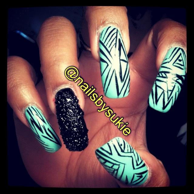 Stiletto  #nail #nails #nailart