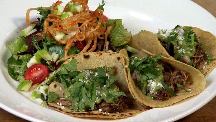 Delicious Zink Duck Tacos Special Recipe