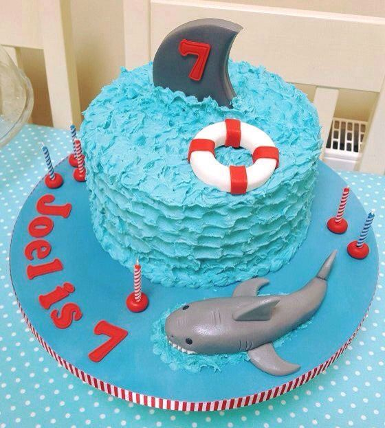 Cake Decorating Ideas Shark : Best 25+ Shark cake ideas on Pinterest