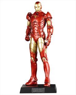 Marvel Figurines - Edição 12 - Homem de Ferro | Loja Eaglemoss - Coleções