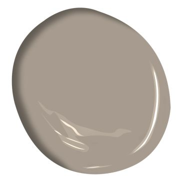 Ashley Gray HC-87  | Benjamin Moore for the Kitchen, Hall and Family Room