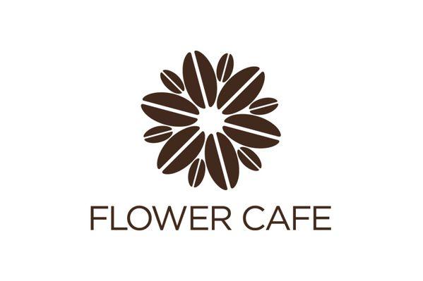 Flower Cafe Identity on Behance