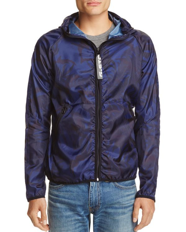 G-star Raw Strett Hooded Gym Bag Jacket