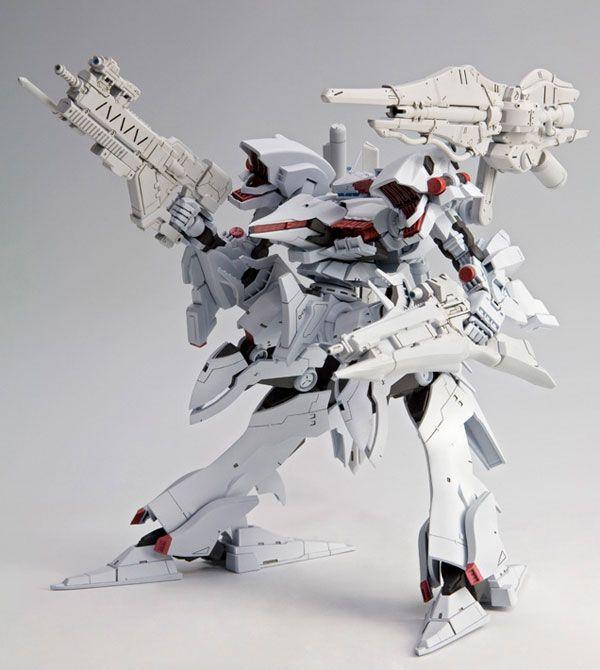 MECHA GUY: Armored Core