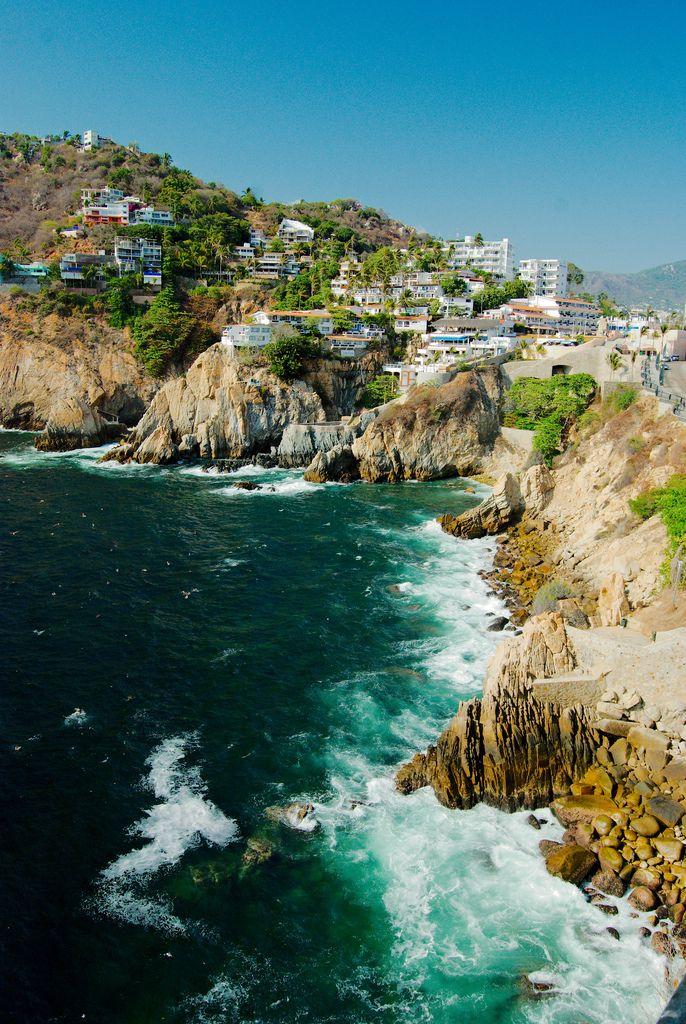 La quebrada, Acapulco, Mexico