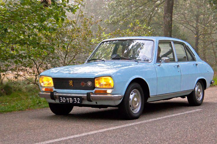 Peugeot 504 TI 1973