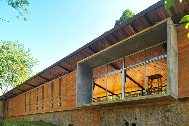 <i>Post War Collective: Community library and social recuperation</i> by Milinda Pathiraja and Ganga Ratnayake (Robust Architecture Workshop).
