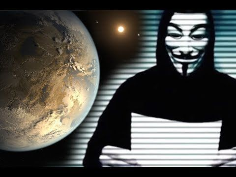 Hacking Group Anonymous Claims NASA Is About To Announce Discovery Of Aliens | IFLScience