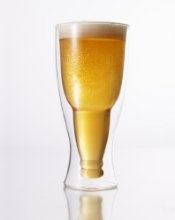 Double-wall Glass Pilsner
