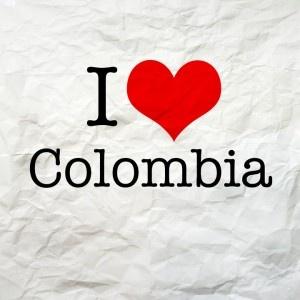 Yo amo colombia