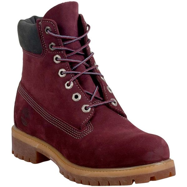 Timberland Men's Autumn Mashup Lace Up Boot ($190) ❤ liked on Polyvore featuring men's fashion, men's shoes, men's boots, men's work boots, burgundy, timberland mens work boots, mens boots, mens waterproof boots, mens waterproof work boots and mens burgundy boots