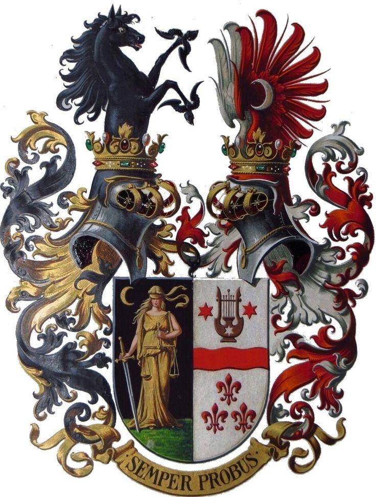 Картинки гербов в средневековья