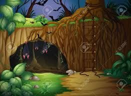 Image result for cave clipart