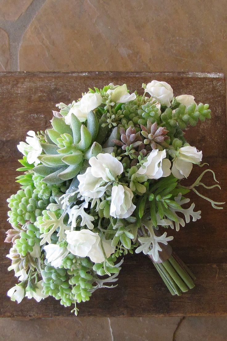 Images about succulent flower arrangements