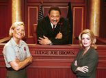 Ex-TV Judge Joe Brown arrested in Tennessee.