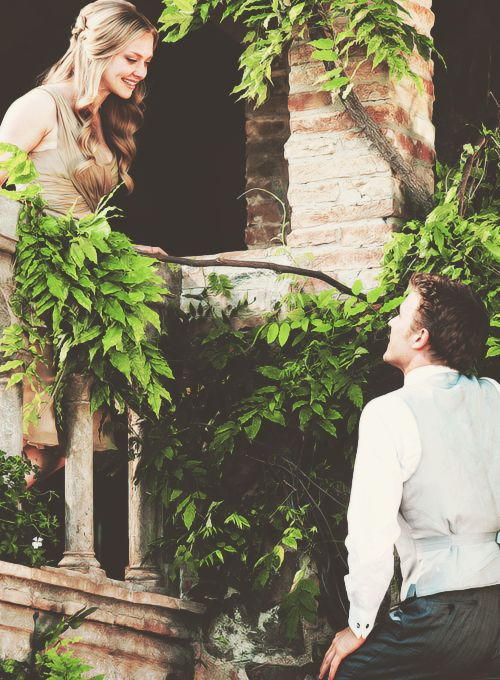 Letters to Juliet :) one of my absolute favorite films and it was shot in Tuscany and Verona! ❤