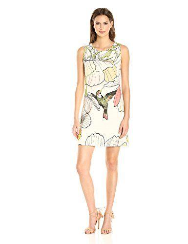 Desigual Women's Vest_menta Dress - http://www.darrenblogs.com/2017/03/desigual-womens-vest_menta-dress/