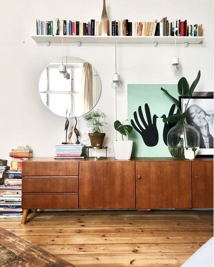 my scandinavian home: Bohemian Style in a Lovely 1…