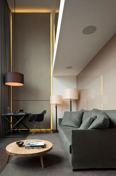 94 best Piero Lissoni images on Pinterest Lounges, Bedrooms and - led für wohnzimmer