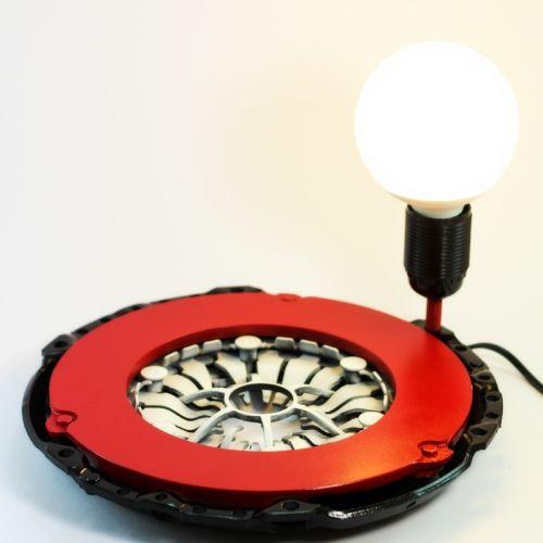 Car clutch pressure plate interior decorative lamp | tablo.ro