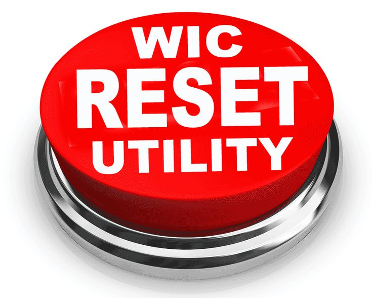 WIC Reset Utility - for Waste Ink Pad Counter reset - Service Manuals download service