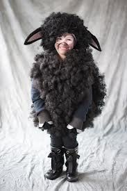 Sheep Costume Ideas On Pinterest Sheep Costumes Cow