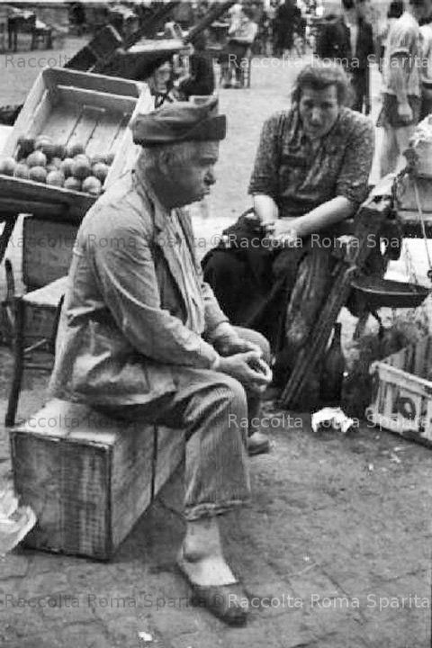 Via Tor di Nona 1945