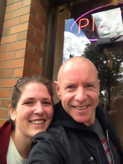 HughDillon and a fan the last crop