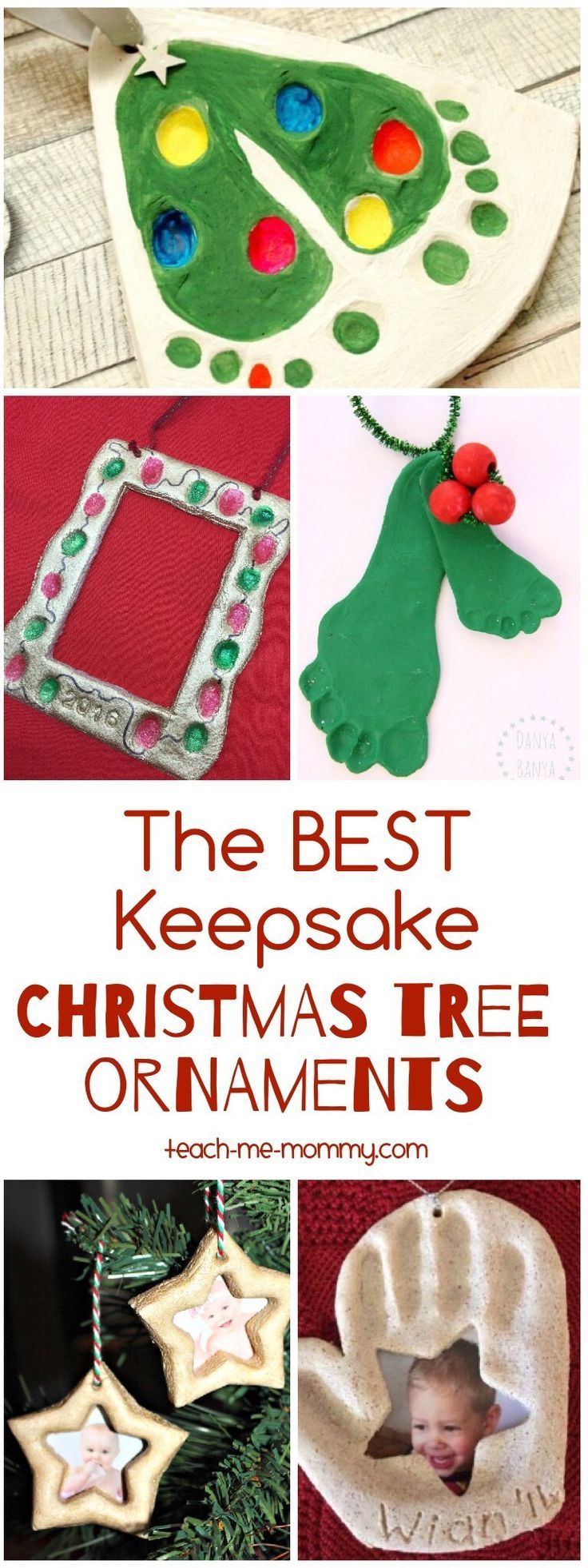 Best Keepsake Christmas Ornaments 454 best Homemade