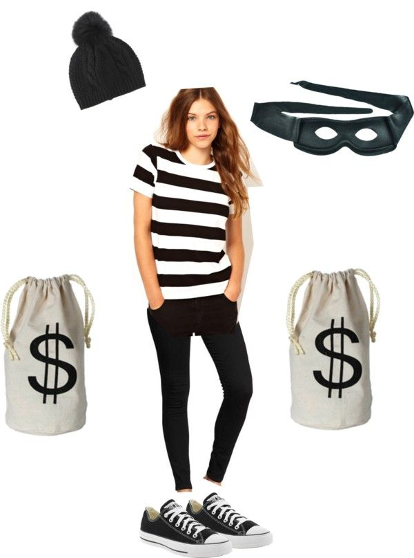 27 best Bank Robber Costume images on Pinterest | Bank robber ...