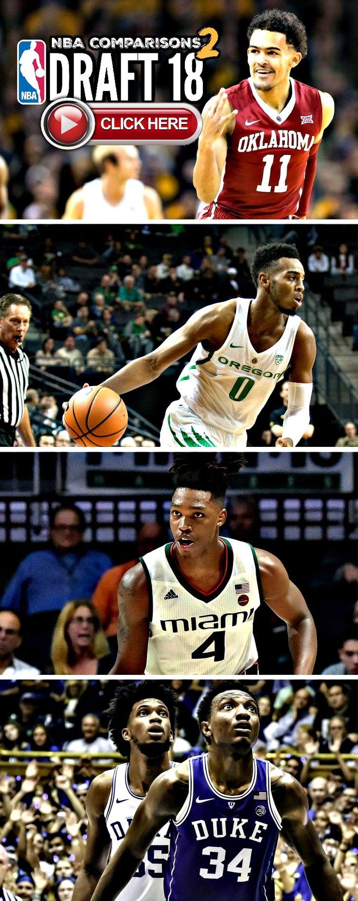 2018 NBA Draft Class: NBA Comparisons 2.0: Trae Young * Lonnie Walker * Wendell Carter  #NBADraft #NBA