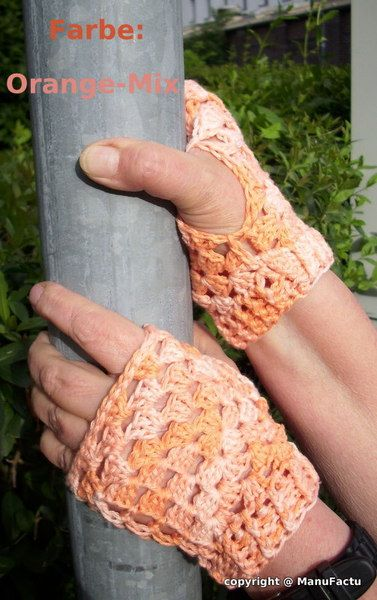 68 best Stulpen images on Pinterest | Handschuhe häkeln, Fingerlose ...