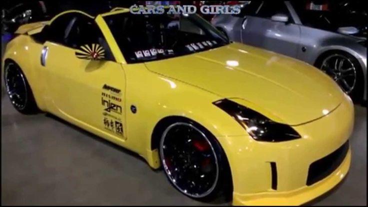 Тюнингованные Автомобили и Красивые Девушки Tuned Cars and Sexy Girls