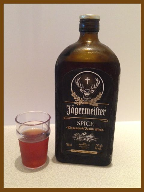 Jagermeister Spice: Cinnamon and Vanilla Blend + Cocktail ...