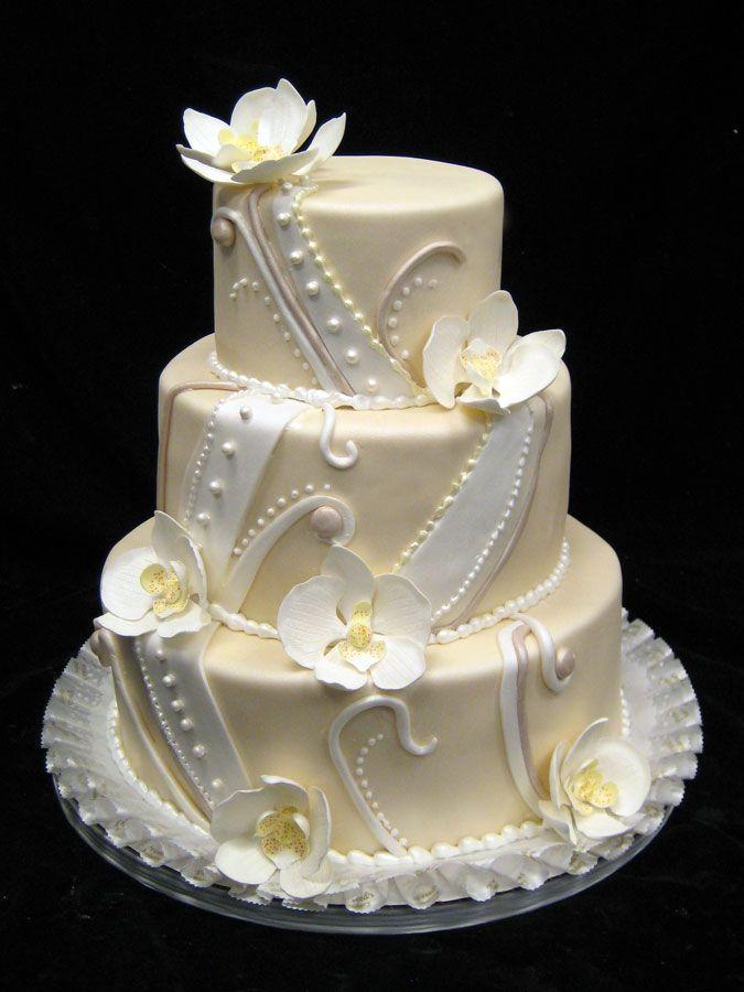 Elaborate Wedding Cakes   Freed's Bakery Las Vegas  